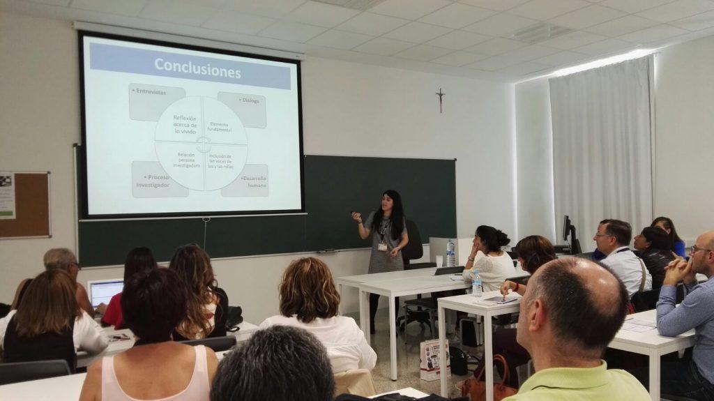 CIMIE 2017 (Congreso Internacional Multidisciplinar de Investigación Educativa)